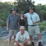 Unser Team in Südafrika