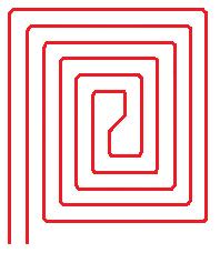 Kleines FußbodenheizungsABC V Wie Die Fördetherm - Verlegearten platten