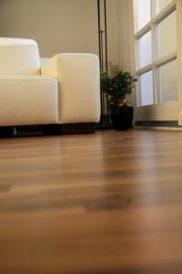 Fußbodenheizung Laminat