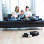 Neu in unserem Onlineshop – die Fußbodenheizung im Dünnschichtsystem