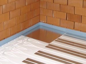 Trockenestrichelemente - ideal für die Fußbodenheizung im Trockenbausystem