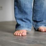 Ist eine Fußbodenheizung im Badezimmer sinnvoll? Wir sagen ja!