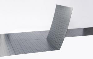 Hohlkammer-Verlegeplatte für das Tackersystem