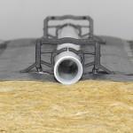 Neu von Fördetherm: Tackerplatten aus Mineralwolle