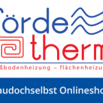 Unser Fördetherm Online-Shop ist jetzt geöffnet!