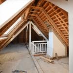 Fußbodenheizung für Dachböden